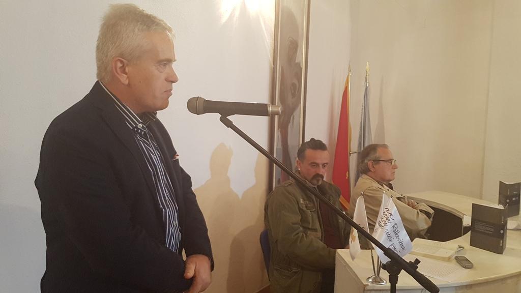 Književno veče posvećeno Božu Bulatoviću