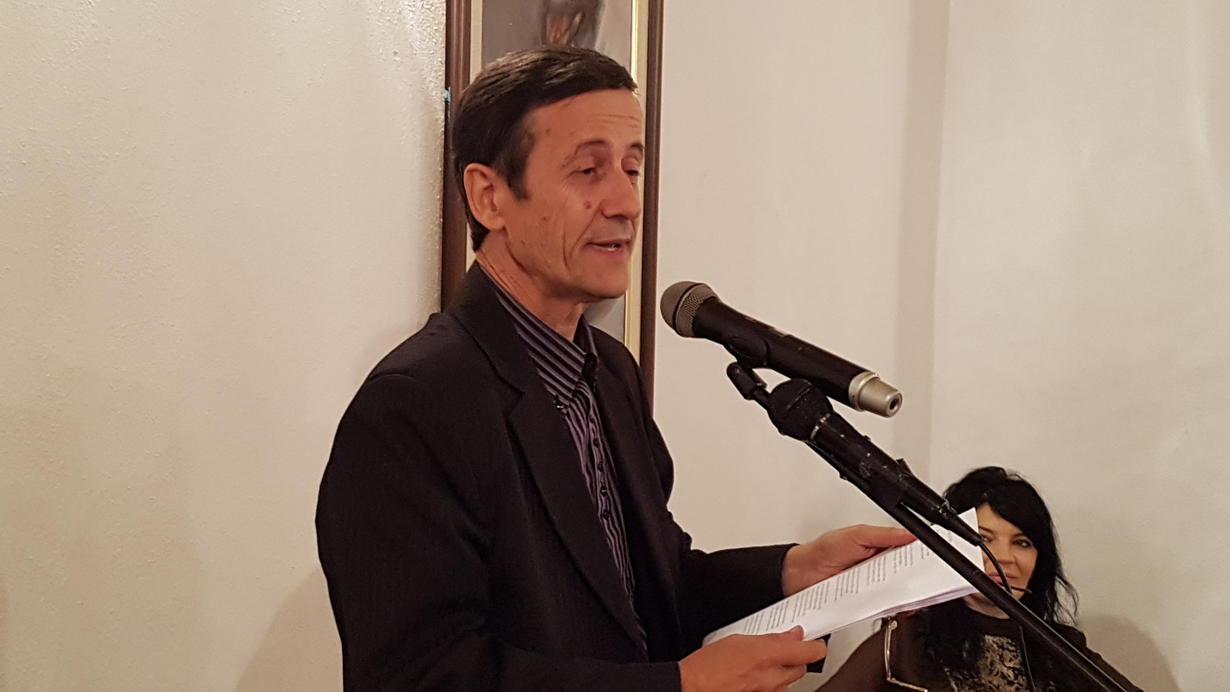 Veče poezije, muzike i aforizama Dragana Koprivice