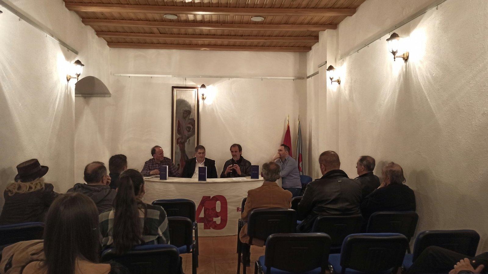 """Održana promocija knjige """"Jesen pjesnika"""" Božidara Proročića"""