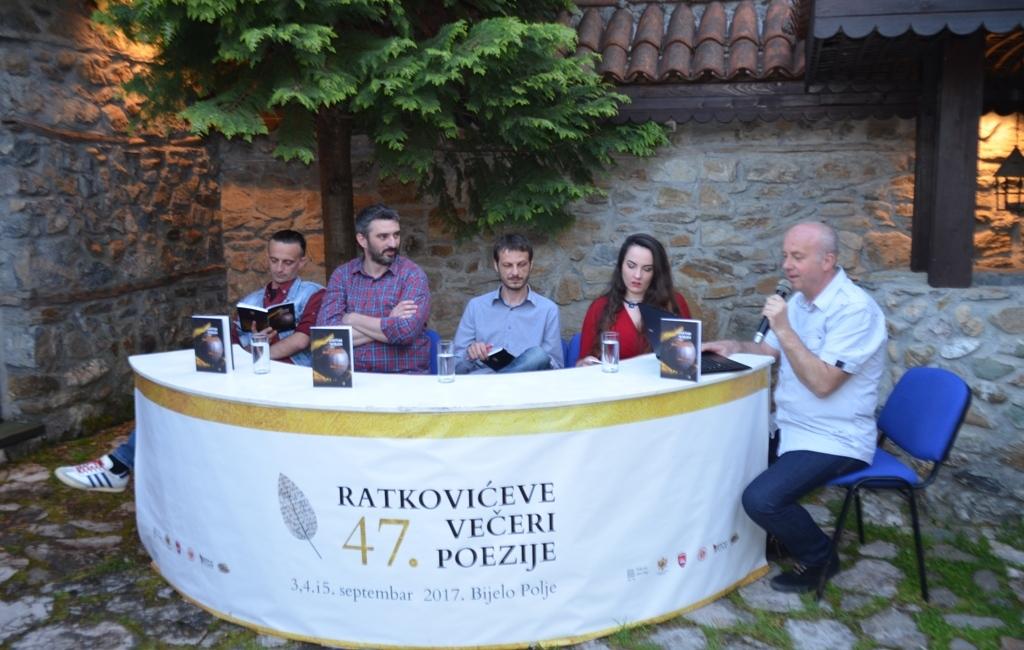 """Knjiga """"Zlatni čovjek"""" promovisana u Kući Rista Ratkovića"""